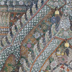 Wat ARun - Bangkok Mosaic