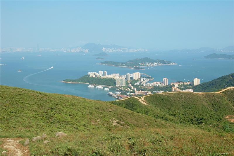 Discovery Bay & Peng Chau 愉景灣及坪洲