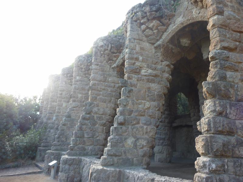 Barcelona, Gaudi Park (12.6)