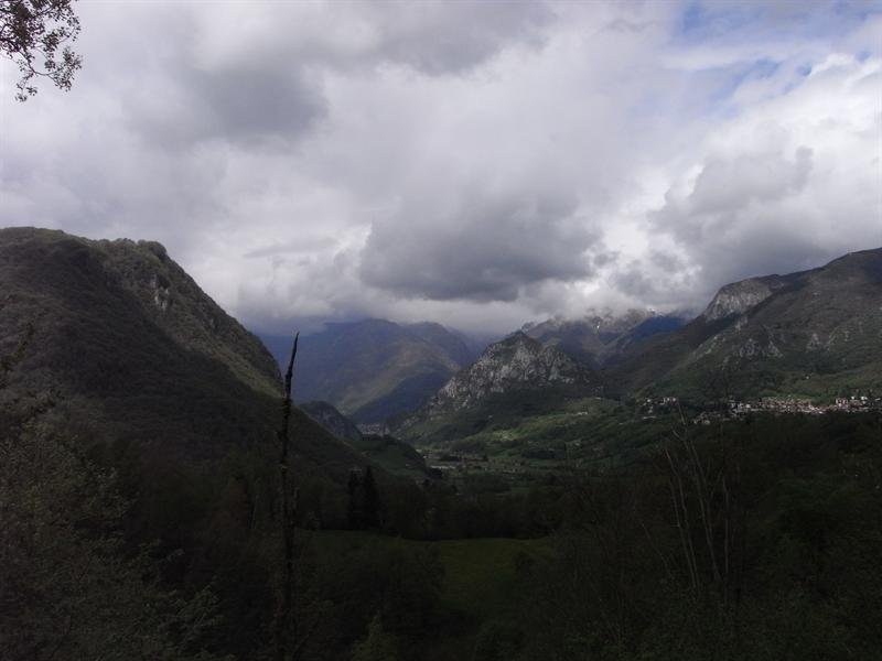 Valsassina view
