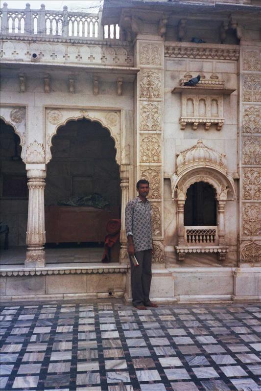 Templo de la ratas - Soul India