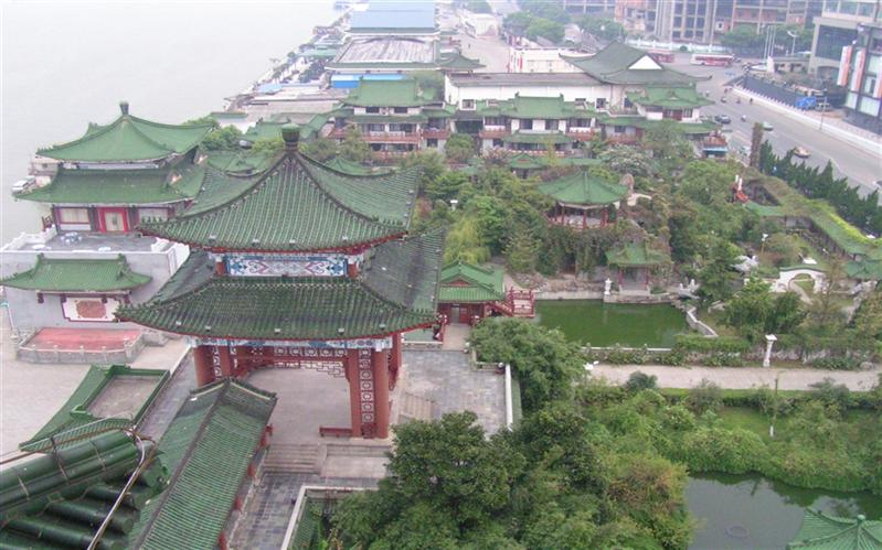 滕王阁,南昌,(NanChang), JiangXi, China