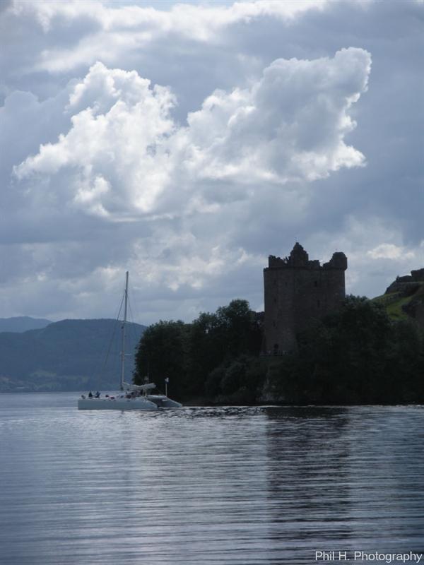 Loch Ness/Urquhart Castle