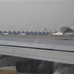 Landed in Bangkok