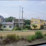 札幌火車窗外4