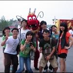 090725 陝西歷史博物館 大唐芙蓉園