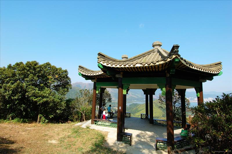 尤德亭Sir Edward Youde Memorial Pavilion
