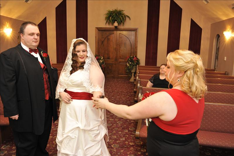 Bride's turn