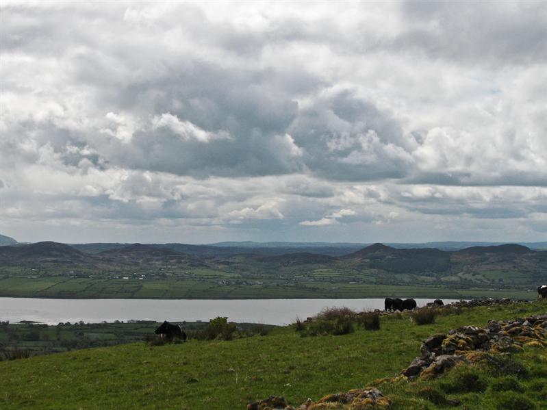 Overlooking County Sligo