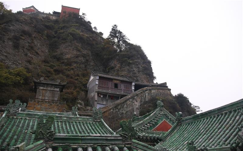 武当山,(WuDang Mountain), HuBei, China