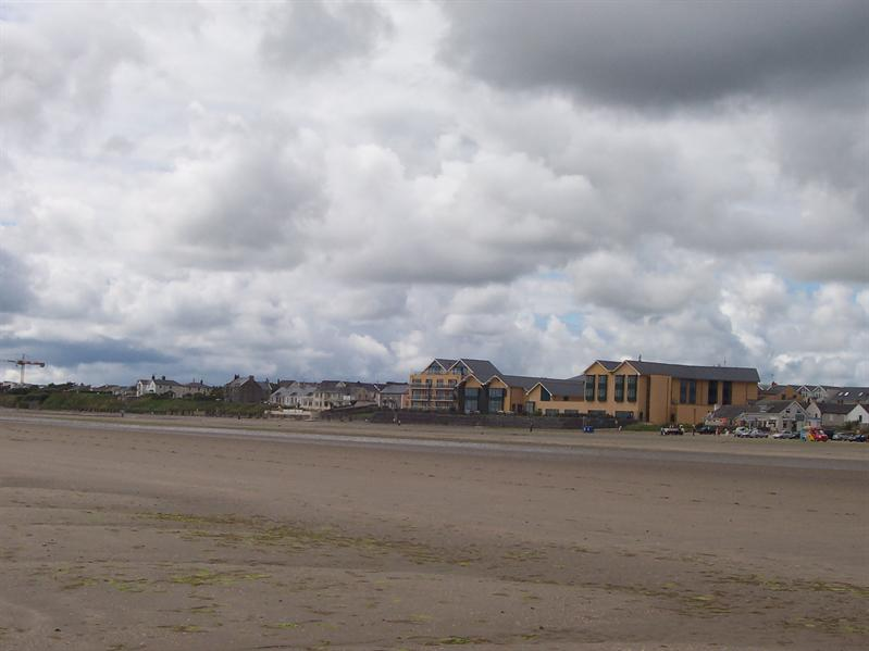 Beach at Bettystown.