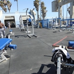 LA - Muscle Gym at Venice Beach