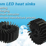 led heatsink supplier MingfaTech