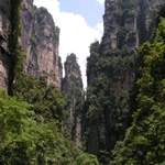 张家界,(ZhangJiaJie), HuNan, China