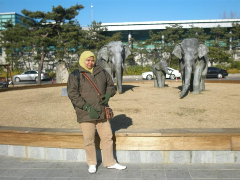 at dongguk university