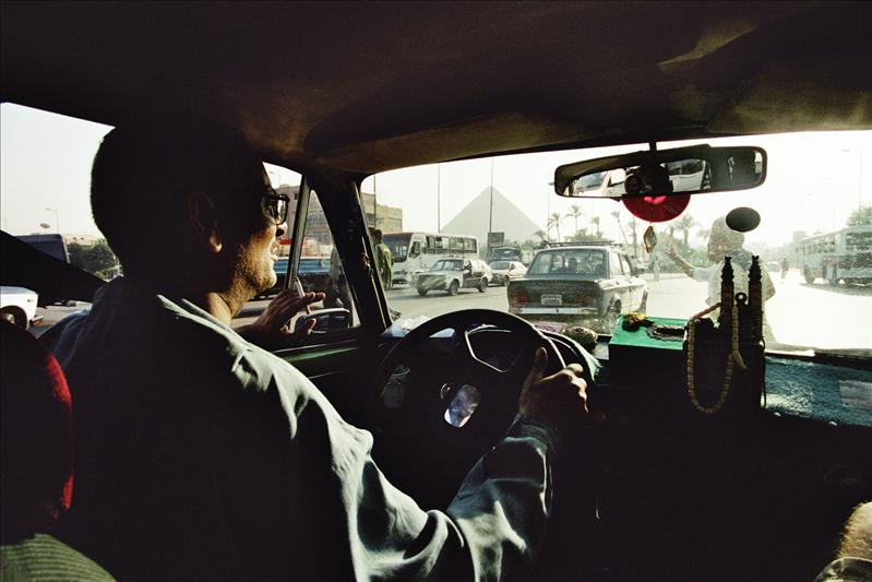 taxi to giza