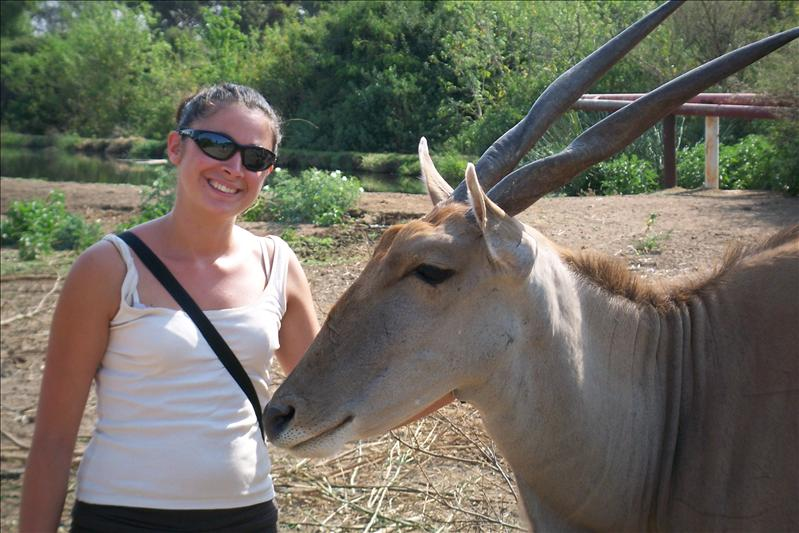 with the Eland
