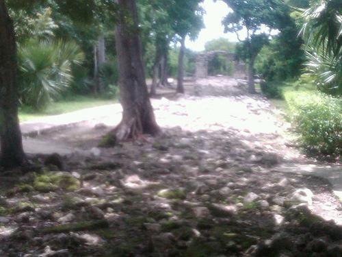 sacred walkway