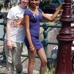 Amsterdam with Lizzy&Yordan!