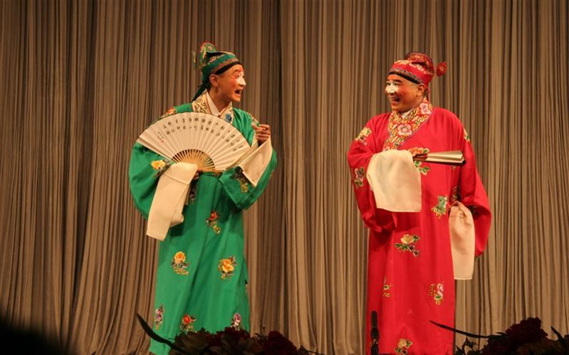 京剧,(BeiJing Opera),上海,(Shanghai), China