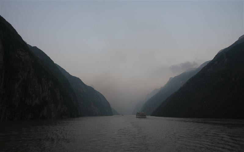 Three Gorges, ChongQing, China