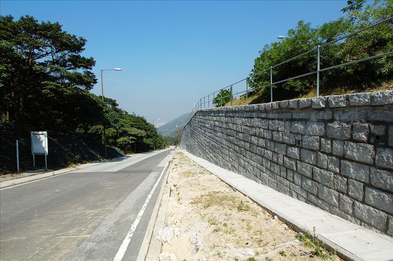 舊東涌道 Old Tung Chung Road