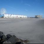 January 2012 Beach