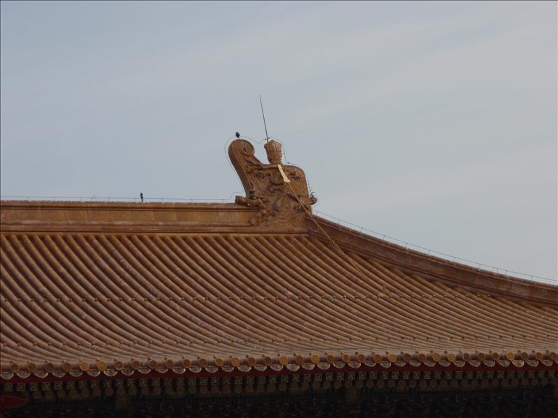 finial, forbidden palace