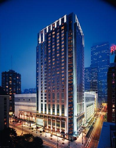 Hotel Grand Hyatt in seattle