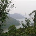 Ko Tong Hau 往大浪坳途中望向高塘口風景