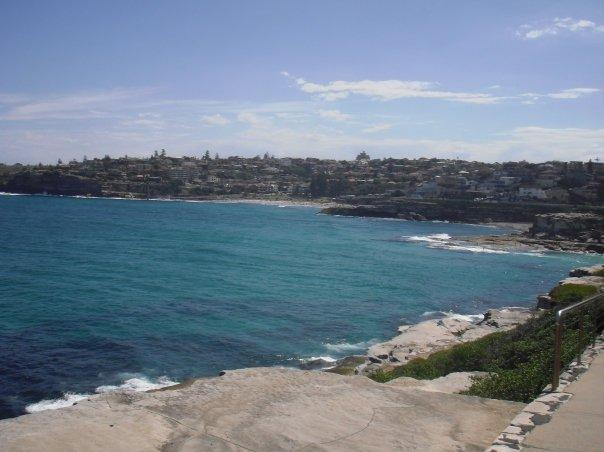 Erm, one of the beaches on way to Coogee?!