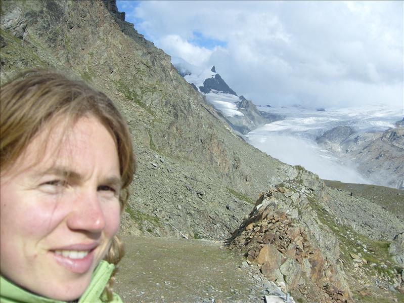 Aline•Findelgletscher •2008