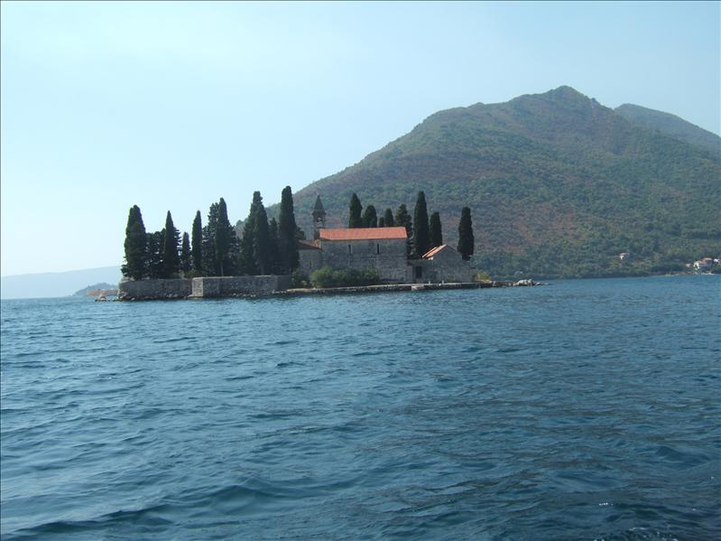 Boat Ride Back to Perast