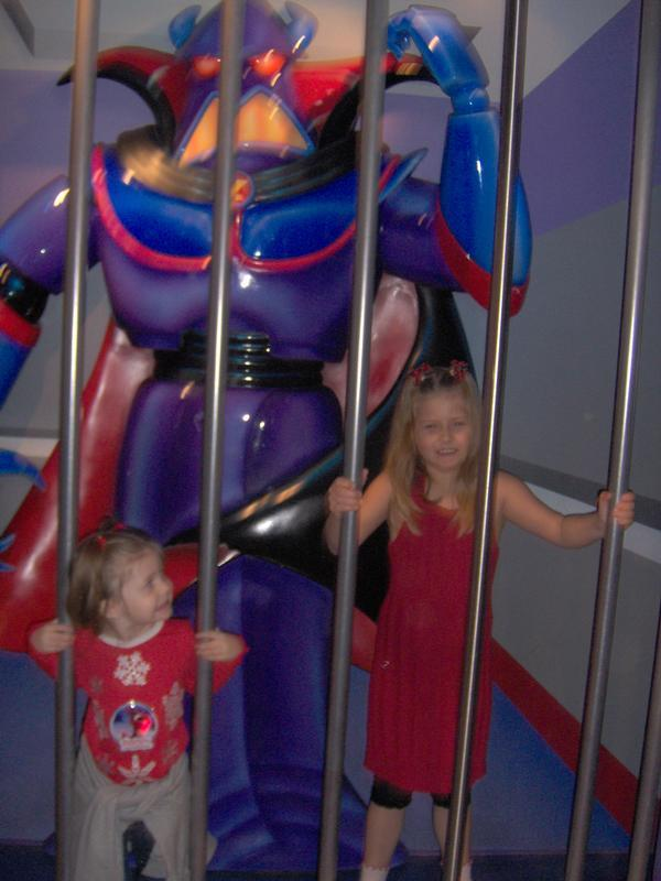 Trapped With Zurg