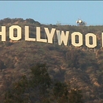 Hollywood in los angeles