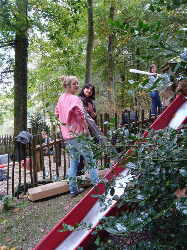 L->R:  Anne-Sofie, Ipek, Joyce