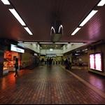 火炭火車站集合起步 Fo Tan Station