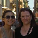 Lauren and Moi. Isn