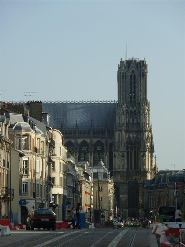 (Notre Dam) Reims, Champagne, France (10/9)