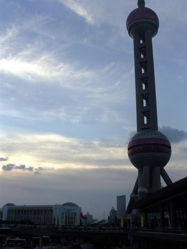 Tour Tv de Pudong