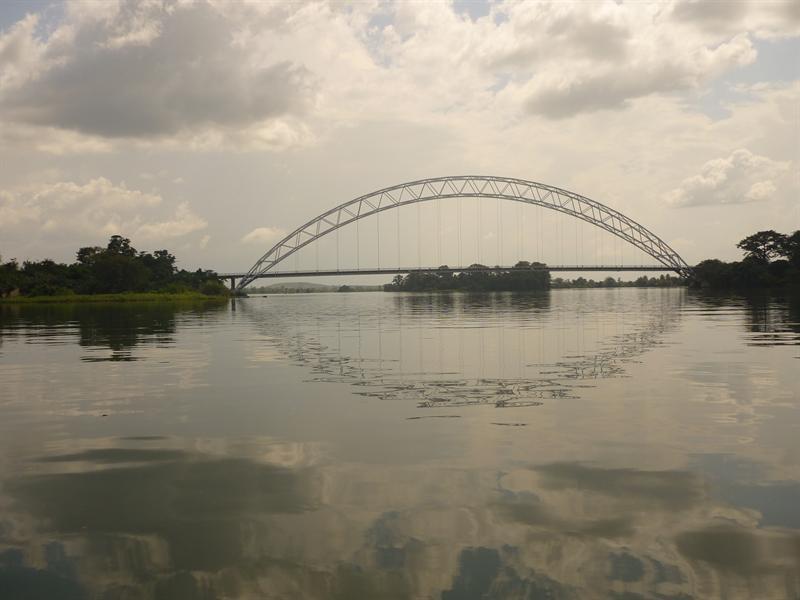 Akosombo - Voltabridge