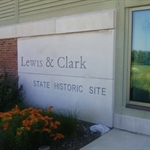 Lewis and Clark exhibit museum