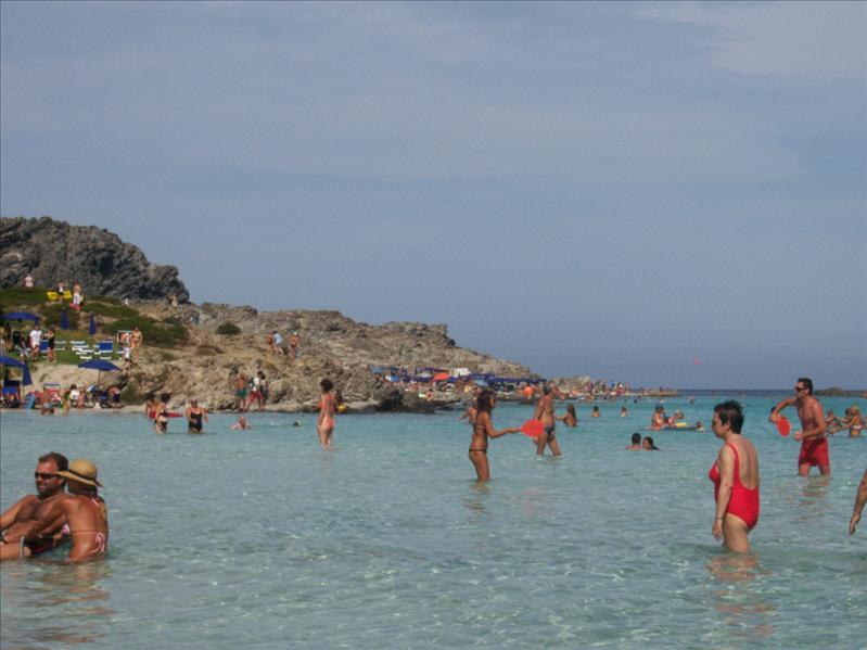 Stintino  La pelosa beach
