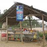 Roadside shop