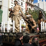 ... depicting Holy Week events ....