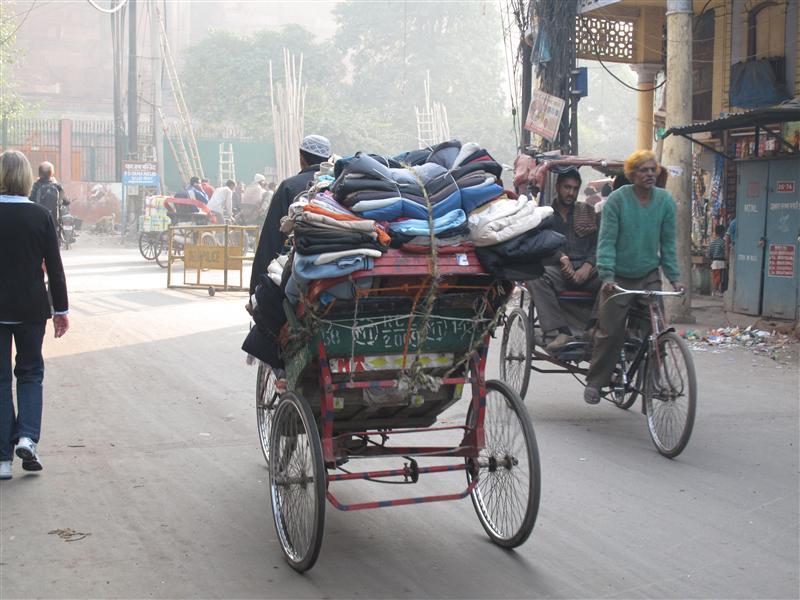 Bike load