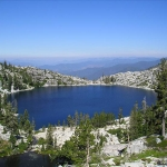 Trinity Alps - August 2005