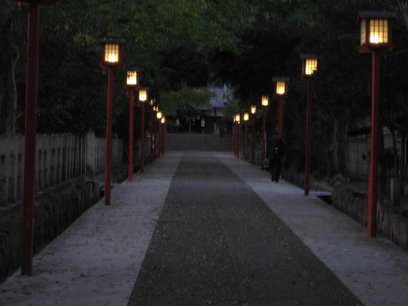 The night of jinja