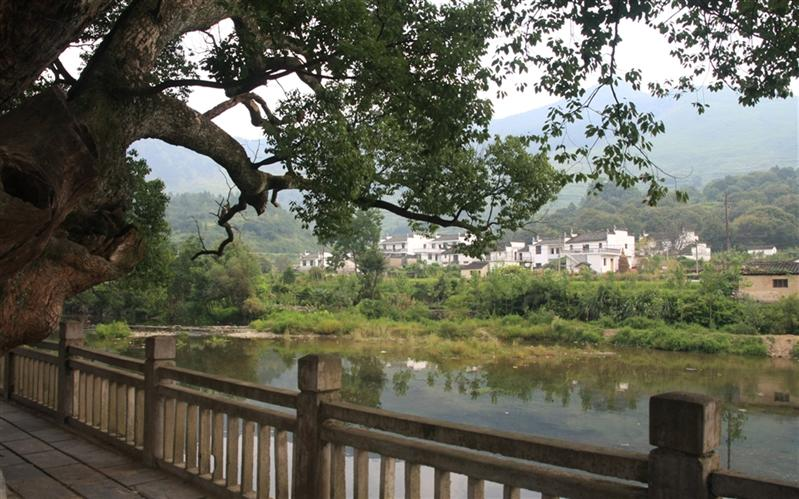 婺源,(WuYuan), JiangXi, China