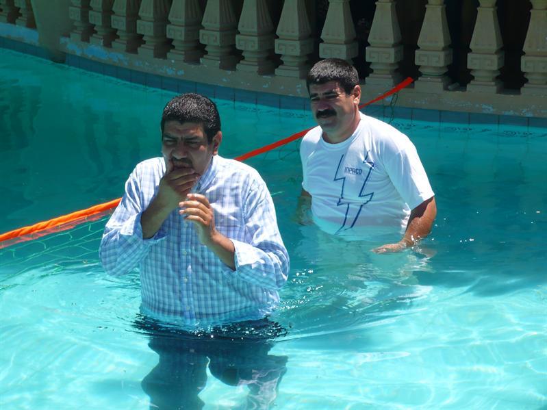 "Der Pastor und mein Gastvater - a lelkész és ""paraguayi édesapám"""